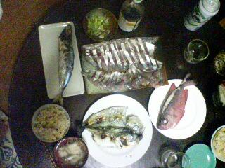 昨夜の夕飯