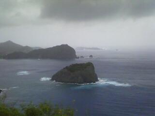 台風14号接近!