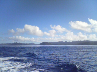 再び母島へ