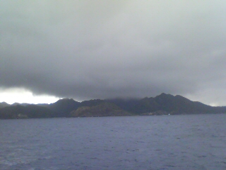そしてまた母島へ