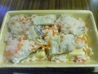 飯寿司ーー!